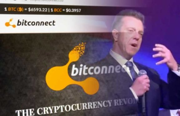 Bitconnect promoter whose wife
