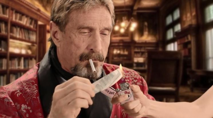 7 Things You Probably Didn't Know About John McAfee